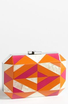 Rafé New York minaudiere clutch