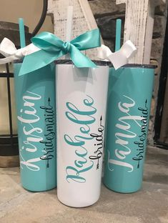 Excited to share the latest addition to my shop: Wedding tumbler bridesmaid tumbler bridesmaid gift bridal party gift personalized tumbler stainless steel tumbler birthday gift Gifts For Wedding Party, Party Gifts, Wedding Favors, Table Wedding, Wedding Invitations, Bridal Gifts For Bride, Wedding Church, Courthouse Wedding, Shower Invitations