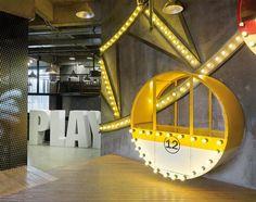 stimulating design offices to stir the senses-Ogilvy & Mather, China