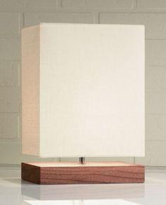 Quadro Flatside Lamp - Design Milk
