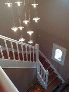 peinture interieur morbihan lorient papier peint lambris travaux de peinture decorative ecologique 56 - Decoration Escalier Interieur Peinture