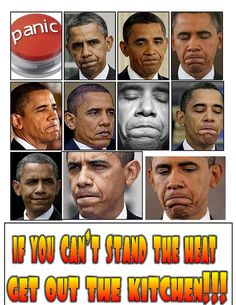 ObamaAngry by The Marc Chamot Report, via Flickr