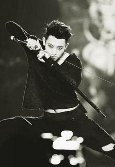 Huáng Zitāo (黄子韬) aka Tao (타오) of EXO