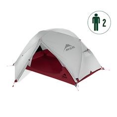 MSR Elixir 2 Person Tent with Footprint | Atmosphere.ca