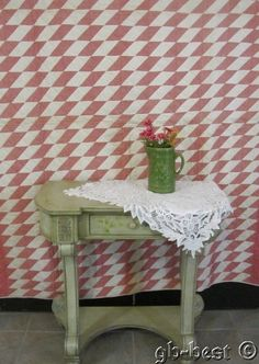 Amazing 1880 90s Double Pink Antique Quilt Parallelograms 82 x 64 Pennsylvania | eBay