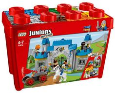 LEGO Juniors - Knight's Castle 10676
