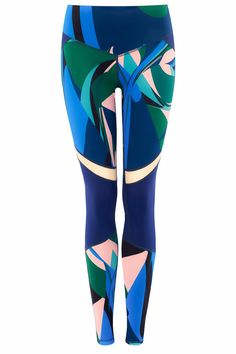 L'URV - Mod Squad Spliced Leggings