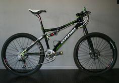 Cannondale Scalpel SRAM XX Ultralite Custom Build Bicycle Bike Cycling