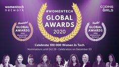 WomenTech Network​ is a ​community that promotes ​gender diversity in tech and connects talented and skilled professionals with top companies and leading startups that value diversity, inclusion and strive to create a culture of belonging.