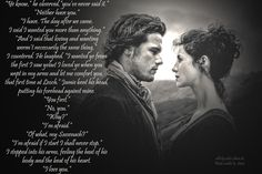 There is so much Love today in the #Outlander Fandom....here some more..and then i am truly off for some time