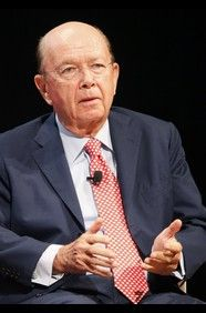 Wilbur Ross, WL Ross & Company | $100,000 to Restore Our Future | #200 on Forbes 400, $2,200,000,000 Net Worth