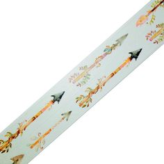 Beautiful Natural Arrows Washi Tape by DaisyGreyPretties on Etsy