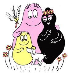 Dessin en couleurs à imprimer : Personnages célèbres - Barbapapa numéro 11778 Super Princess Peach, 80 Cartoons, Moomin, Children's Book Illustration, My Sunshine, My Childhood, Cartoon Characters, Puppets, Childrens Books