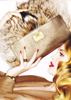 The Milly girl adores gold. #WorldofMilly