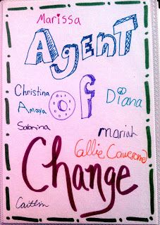 Girl Scout Leader 101: Agent of Change journey meeting ideas