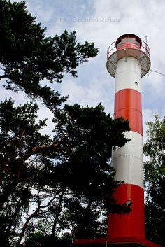 Latarnia Morska Jastarnia, Poland Light Of The World, Baltic Sea, Central Europe, Beautiful Buildings, Around The Worlds, Lighthouses, Sailboats, Castles, Nautical