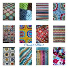 Blankets by Crochet Maid