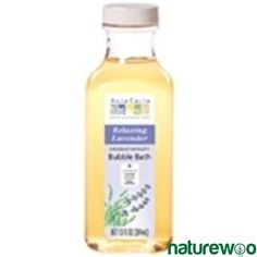 Aura Cacia's Relaxing Lavender Bubble Bath evokes a summertime stroll through a field of flowers and sweet herbs under an azure blue sky. Aura Cacia Essential Oils, Bubble Bath, Lavender Oil, Lemon Grass, The Balm, Bubbles, Bottle, Aromatherapy Products, Water Safety