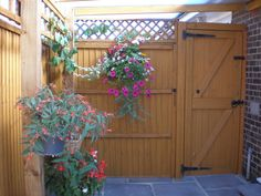 fence and gate