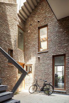 Atelier Vens Vanbelle, Tim Van de Velde · Gewad · Divisare