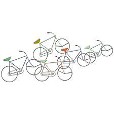 Bicycles Wall Décor