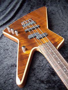 Macpherson Bass Guitars, Bespoke Hand Built Bass Guitars