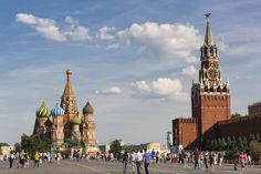 Kremlin and Red Square, Russia - Westend61/Getty Images