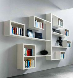 Luxury Simple Bookshelves for Home