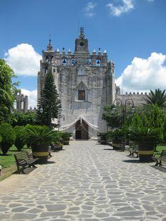 Ex-Convento de San Mateo en Atlatlahucan, Morelos