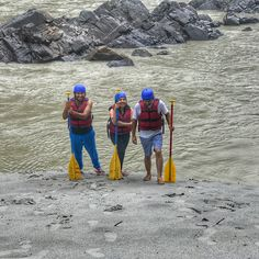 The major sporting activity in Rishikesh is White Water Rafting. It has grown to a well-liked and adventurous sport for white water rafting enthusiasts as the place offers a impressive experience to a medium to very tough and rough rapids in the region of Gages🌿☘️…
