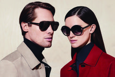 Bally's Spring Summer 2014 Eyewear collection   www.bally,com | #mido