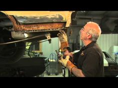 Patch Panels-Installation and Hand Forming Automotive Panels from howtoASAP - YouTube