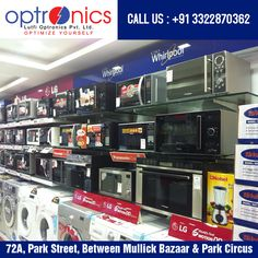 If you are willing to buy a new microwave oven then come to our Showroom and purchase it at big discounted price.