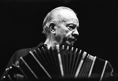 Astor Piazzolla nel 1986