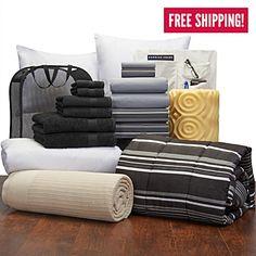 Dorm Room Bedding Packages and Bundles for College | OCM