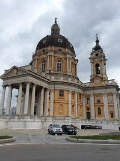 Basilica of Superga, Superga, Italy - Part of our church visit last...