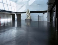 Dante and Museo metro stations - Napoli, Italy / Ardesia flooring https://www.pinterest.com/artigo_rf/ardesia/