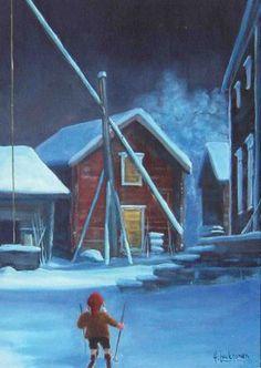 Art by Heikki Laaksonen