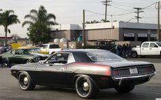 1970 Plymouth Hemi Cuda - Google Search