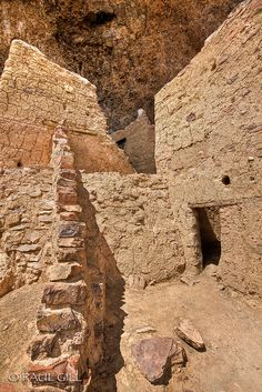 Tonto National Monument in Arizona