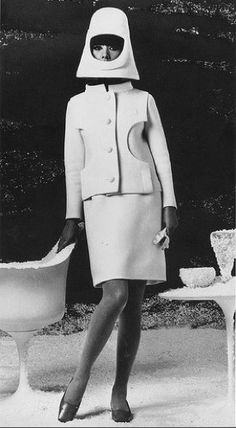 Andres Courreges Moon Girl - Google Search