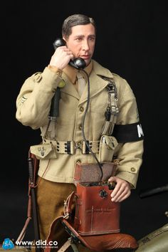 2nd Armored Division Military Police - Bryan by DID - Available at Legends Toys and Hobbies for $150.00