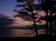 Maine Coast Sunset | Flickr – Compartilhamento de fotos!