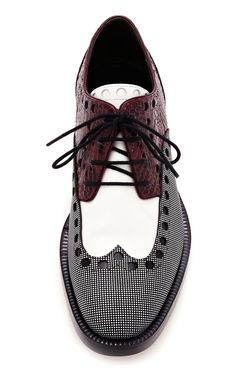 Alexander Wang Women's Nathan Brogue Oxford shoes | Pre-Fall 2014