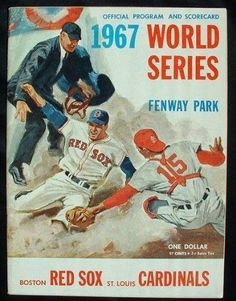 1967 St. Louis Cardinals 4 / Boston Red Sox 3