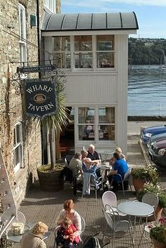 Wharf Tavern, at Trident Hotel, Kinsale, County Cork, Ireland. Ireland Pubs, Ireland Homes, Ireland Travel, Irish Culture, County Cork, Republic Of Ireland, Emerald Isle, Dream Vacations, Places To Go