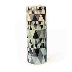 JADE-DIPPED TRIANGLE VASE – Lush Designs
