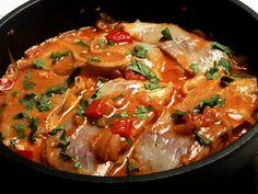 Seigryte med tomat og fennikel