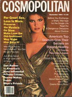 Elle MacPherson  -  Cosmo Sept 1984