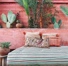 Planning on decorating your patio Bohemian way? On this article, we give examples how to decor beautiful Bohemian Patio with a touch of ethnic. Decor, Home, Bohemian Patio, Patio Decor, Furniture, Interior, Rooftop Design, Pergola Shade Diy, Boho Patio